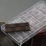 Chocolate mould x5 / Bars 60g